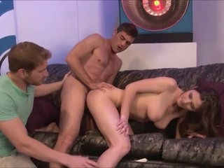 Step Son Fucks Mom & Dad - Molly Jane - Family Therapy